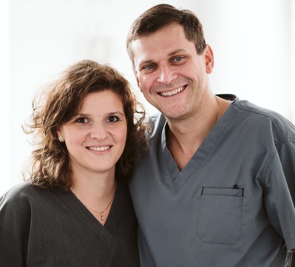 Magda i Michał Szałwińscy