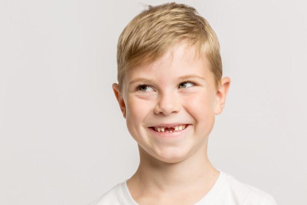Urazy zębów u dzieci