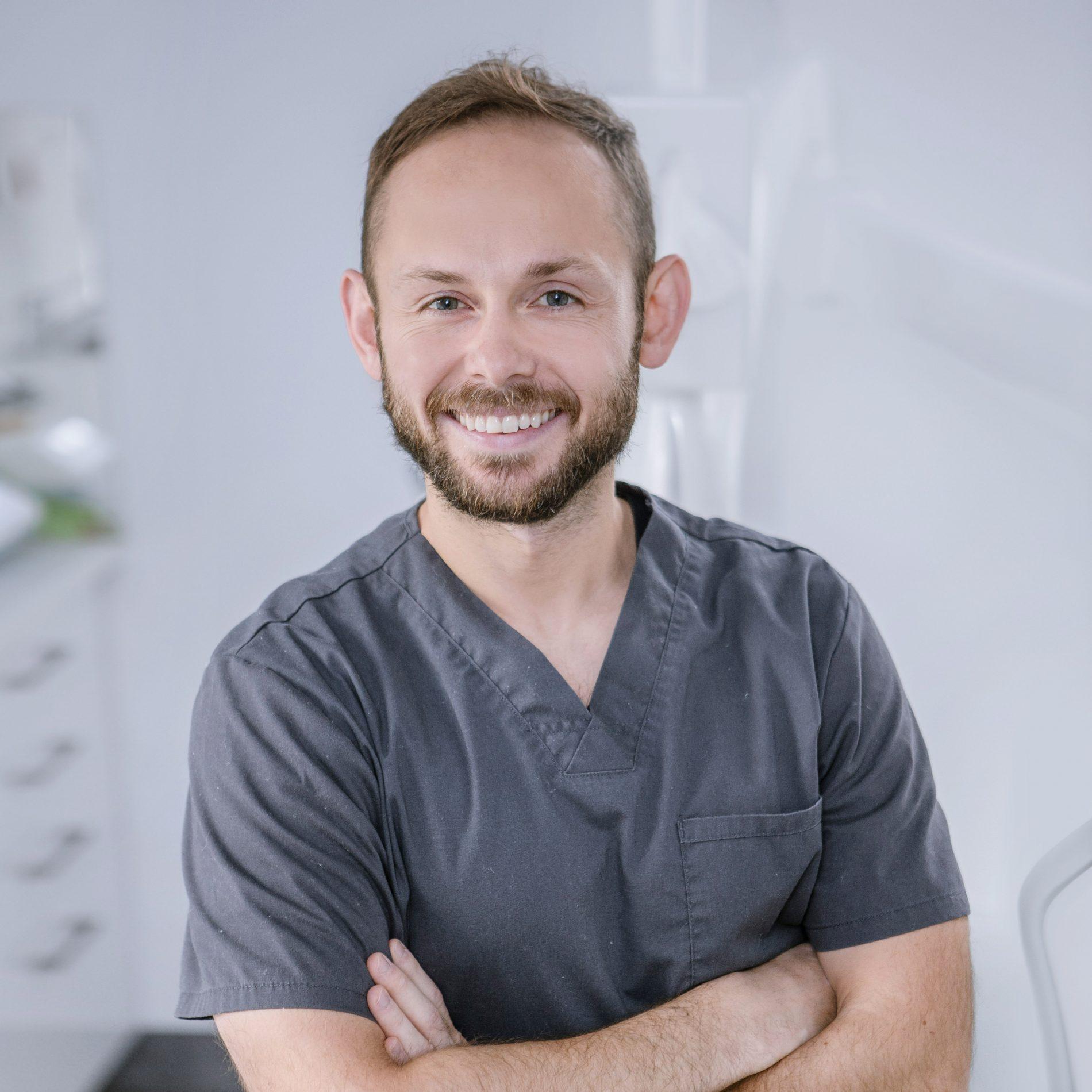 dr damian niemczyk stomatolog dzieciecy