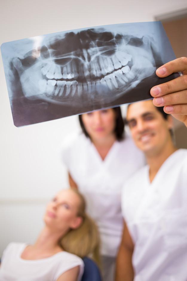 prześwietlenie zęba na ursynowie